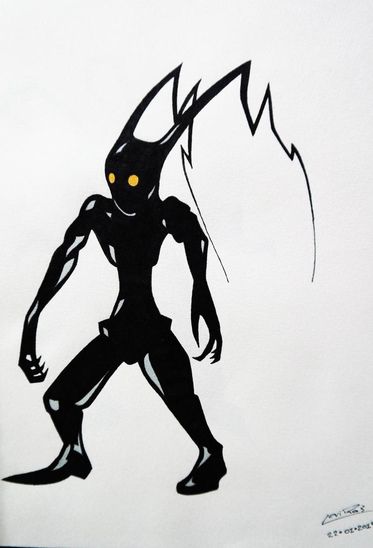 Hello there little Neoshadow by InryDanmaku