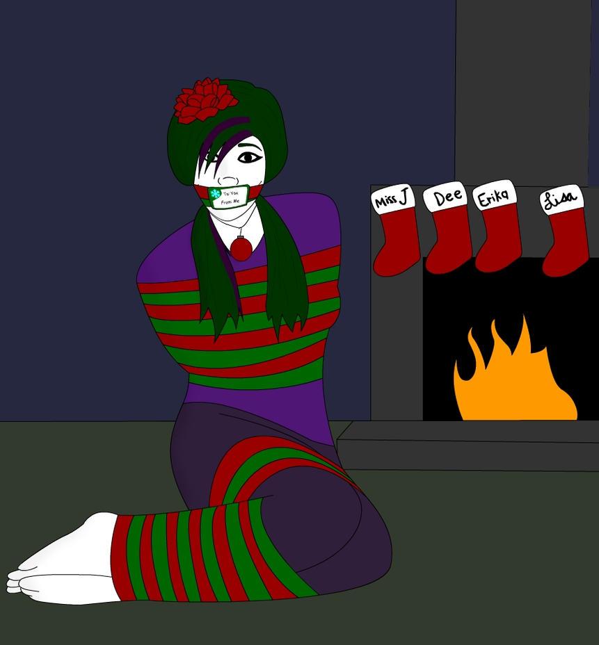Christmas Card by jokerismyname