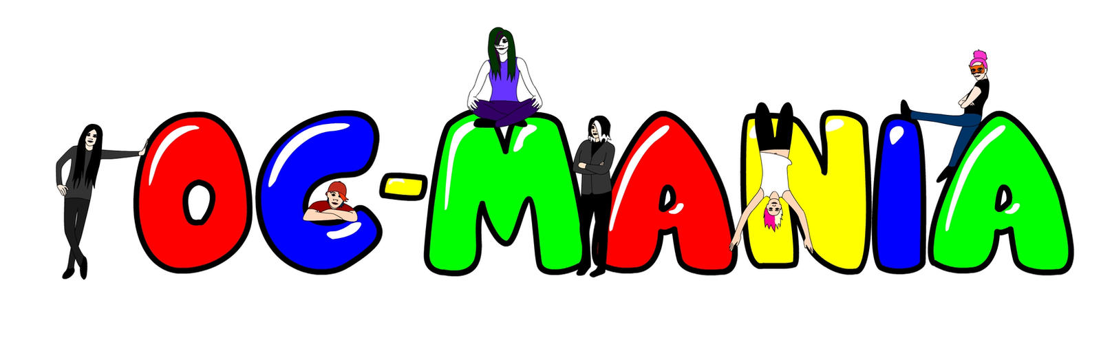 OC-MANIA by jokerismyname
