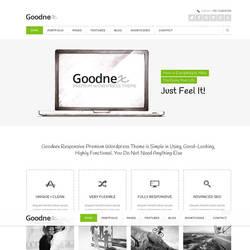 Goodnex WordPress Theme by cmsthemes