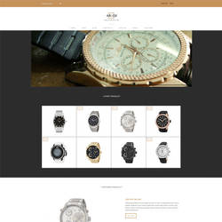Arloji Wordpress Theme by cmsthemes