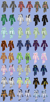 Dragon Minecraft Skins - Now Downloadable