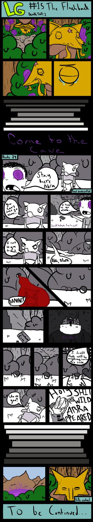 Goomsday: A Gooey Nuzlocke #15: The Flashback by LordGoom