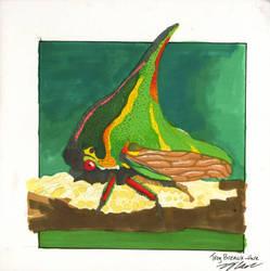 Thorn Bug by TroilusMaximus