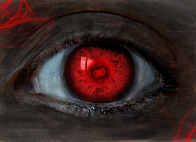 Look Into These Demon Eyes by benny-boyy