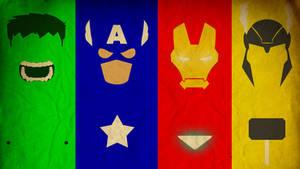 Avengers Assemble Wallpaper