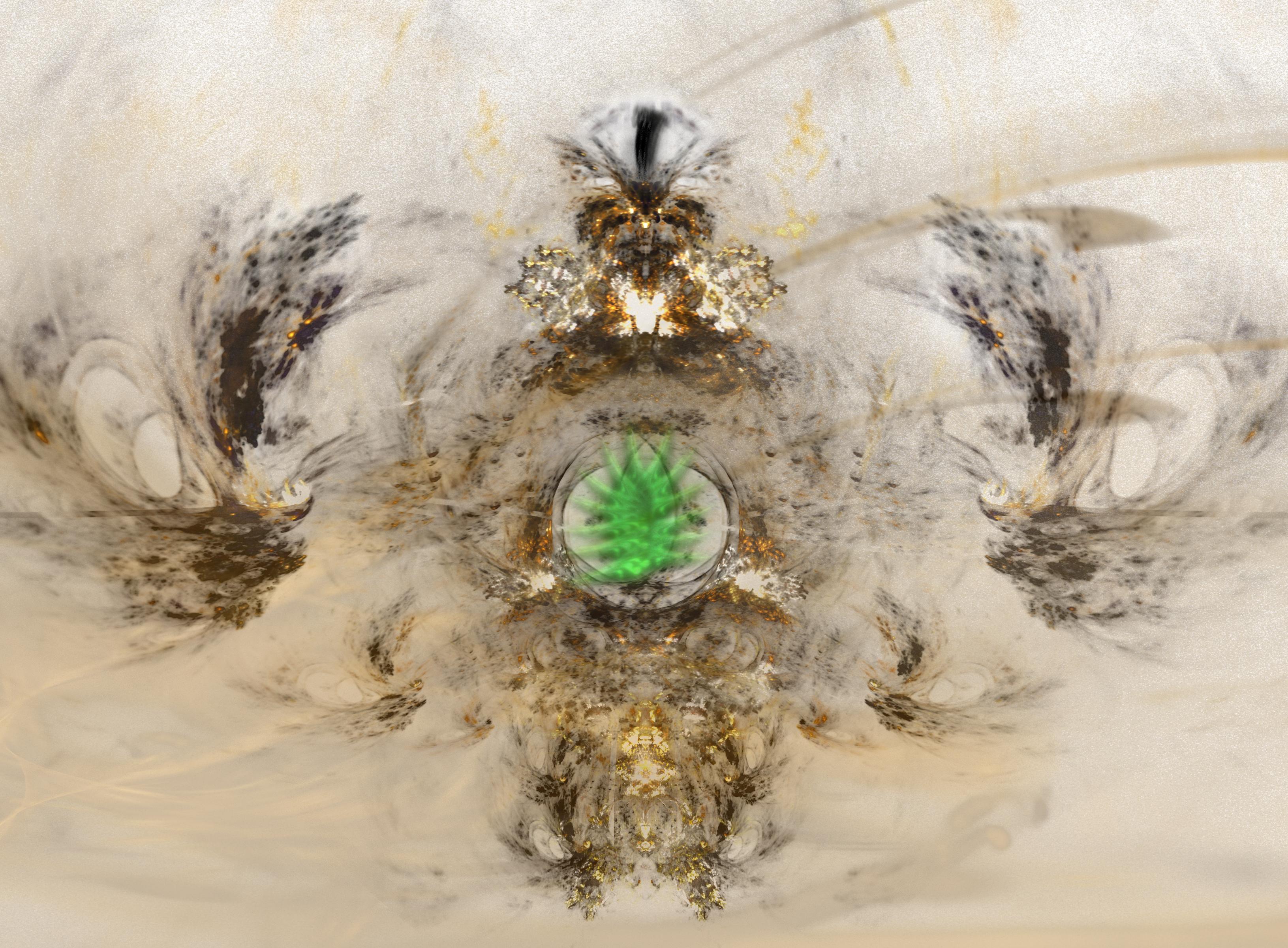 z60 cyrax sand distention by SHiNiGAMi-Xiii