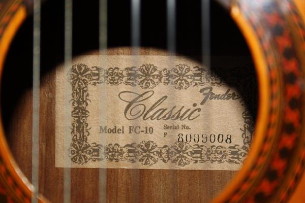 Fender Classic FC 10 by B1GGzZ