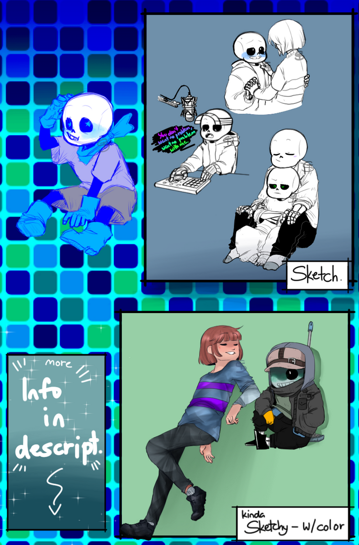 {CLOSE} COMMISSION SHEET - SKETCHINESS by Twitchy-Senpai