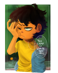 Camp Camp - Max by Twitchy-Senpai
