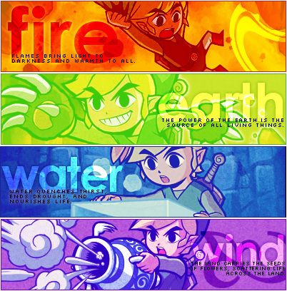 LOZ Signatures - Elements by Aerostella