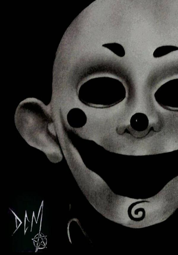 Cirque du Psychotique (Dark Graphite) by Dee-Morgan999