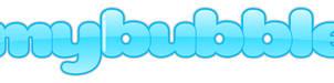 mybubble logo by furiousfelinefuries