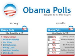 Obama Polls - idea