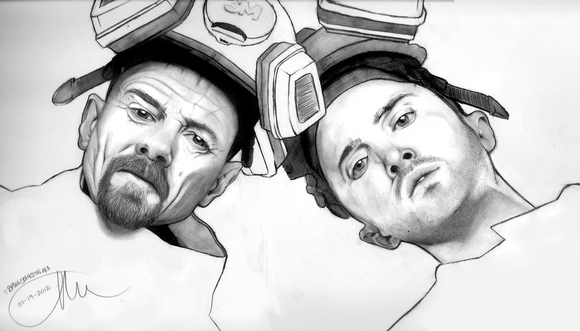 Breaking Bad by Qurkiegrl