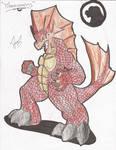 Godzilla animated:titanosaurus