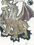 GodzillaAnimated:Kaizerghidora
