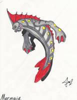 legends reborn: mermaid by Blabyloo229