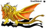 G.A: Grand Ghidorah