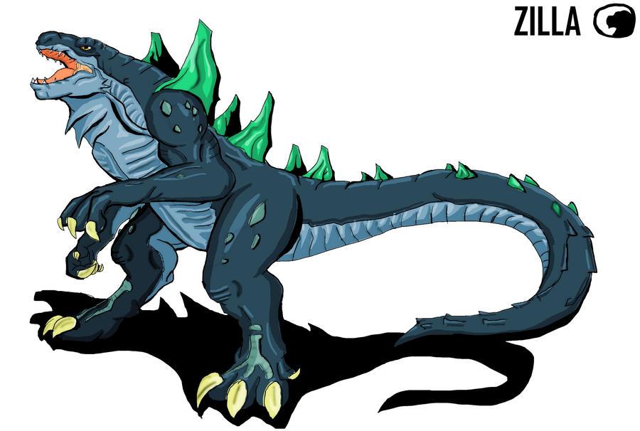 godzilla animated zilla jr by blabyloo229 on deviantart rh deviantart com