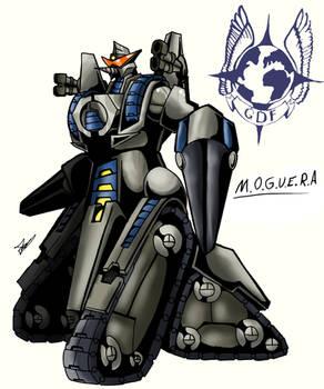 Kaiju Wars: M.O.G.U.E.R.A.