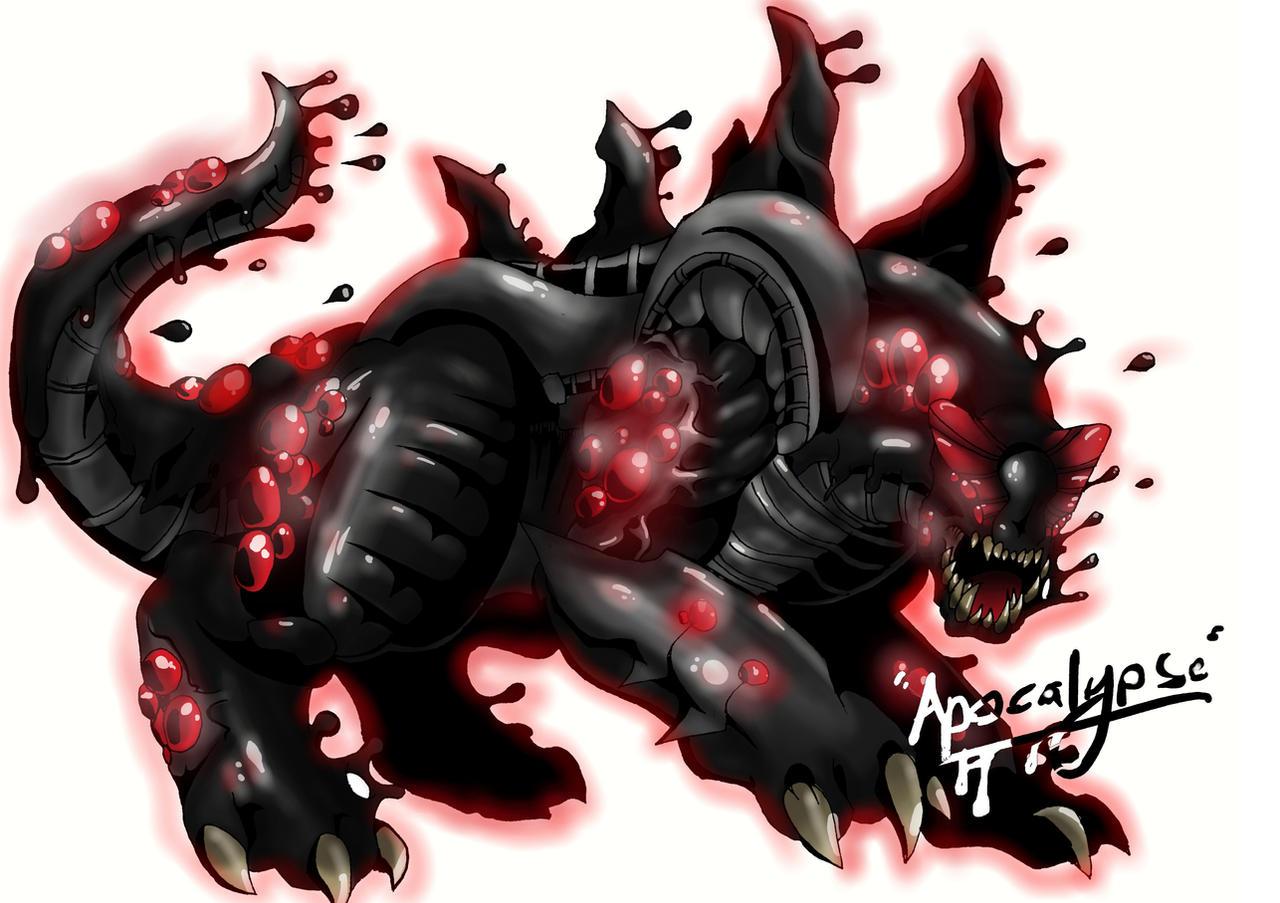 Kaiju Wars Finale: Apocalypse by Blabyloo229