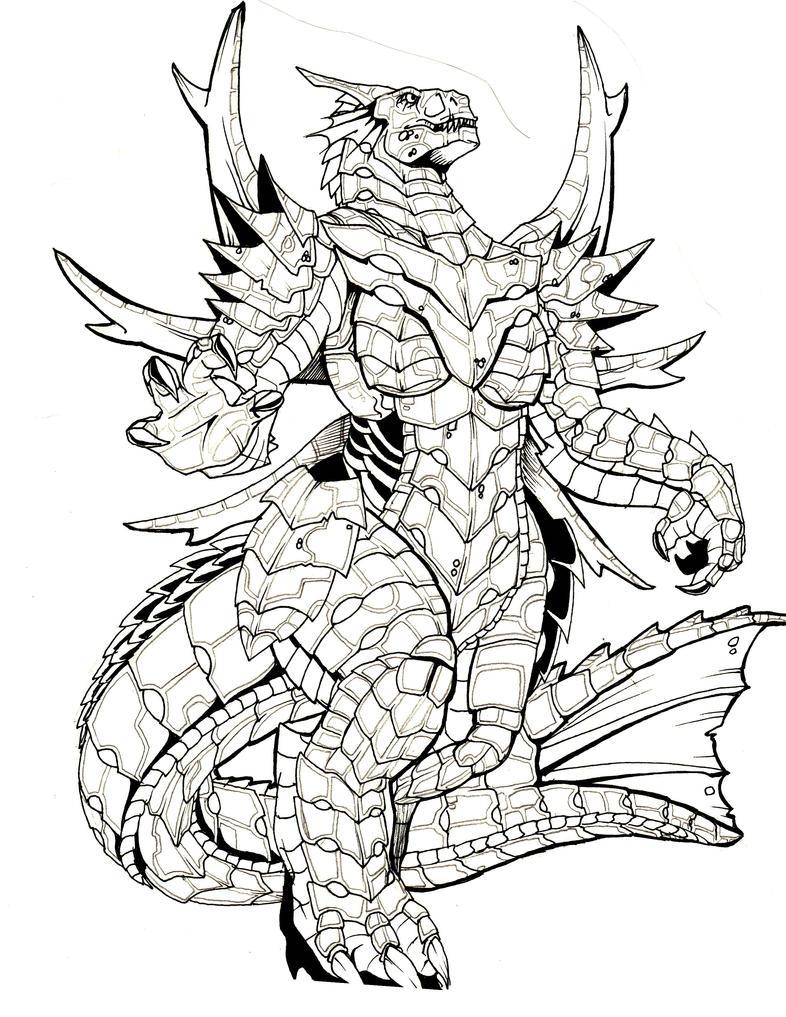 Leviathan by WolfsRainKTTHB on DeviantArt