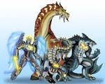 Kaiju Wars: Epilogue