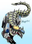 Kaiju Wars: The Hero
