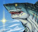 Guardian of the teeming seas