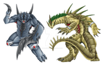 Commission: Aeon Kaiju