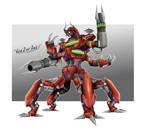 Commission: Power Suit