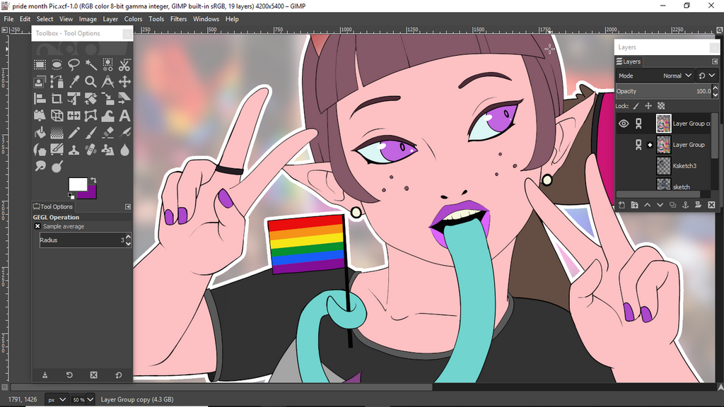 MG: Pride Month Preview by Blabyloo229