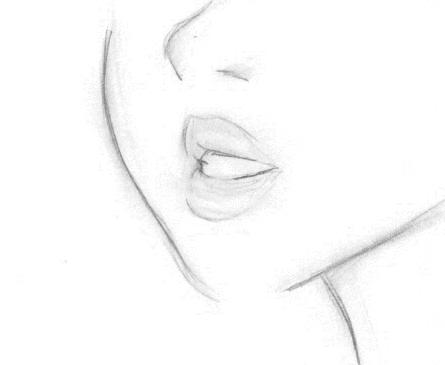 Lips by cute neko on deviantart for How to draw cute lips