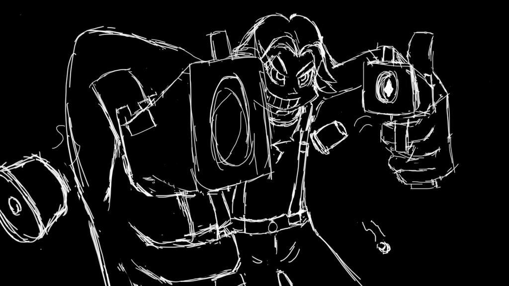 Warm up sketcherino by TeamBlueCoin