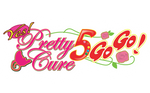Yes Pretty Cure 5 GoGo Logo