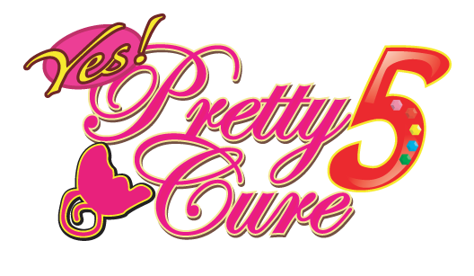 Yes Pretty Cure 5 Logo