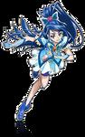 Cure Aqua Render