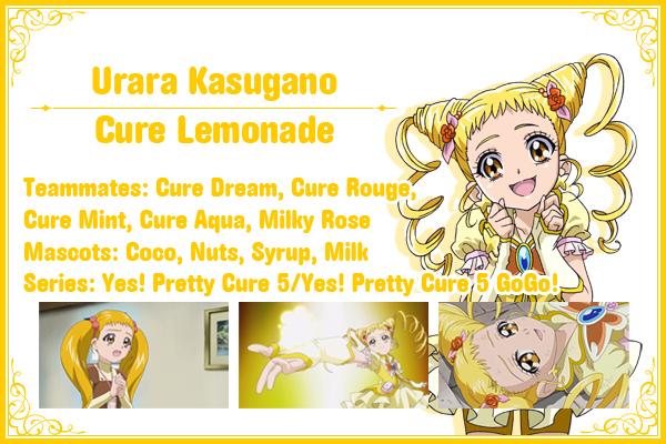 Cure Lemonade Info Card by frogstreet13
