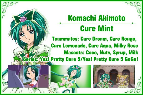 Cure Mint Info Card by frogstreet13