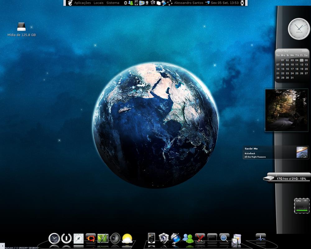 Desktop by Schindlersky