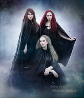 Witches by Schindlersky