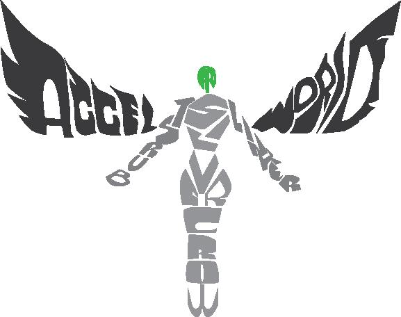 Accel World Silver Crow By Kechuppika