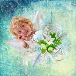 Snow Princess by AudrajScraps