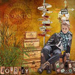 Incognito by AudrajScraps