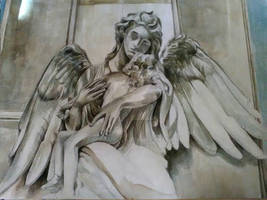 Angel and Child