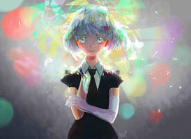 Diamond from Houseki no Kuni Fanart by Kaviix