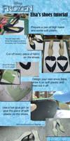 Elsa Shoes Tutorial Eng. ver.