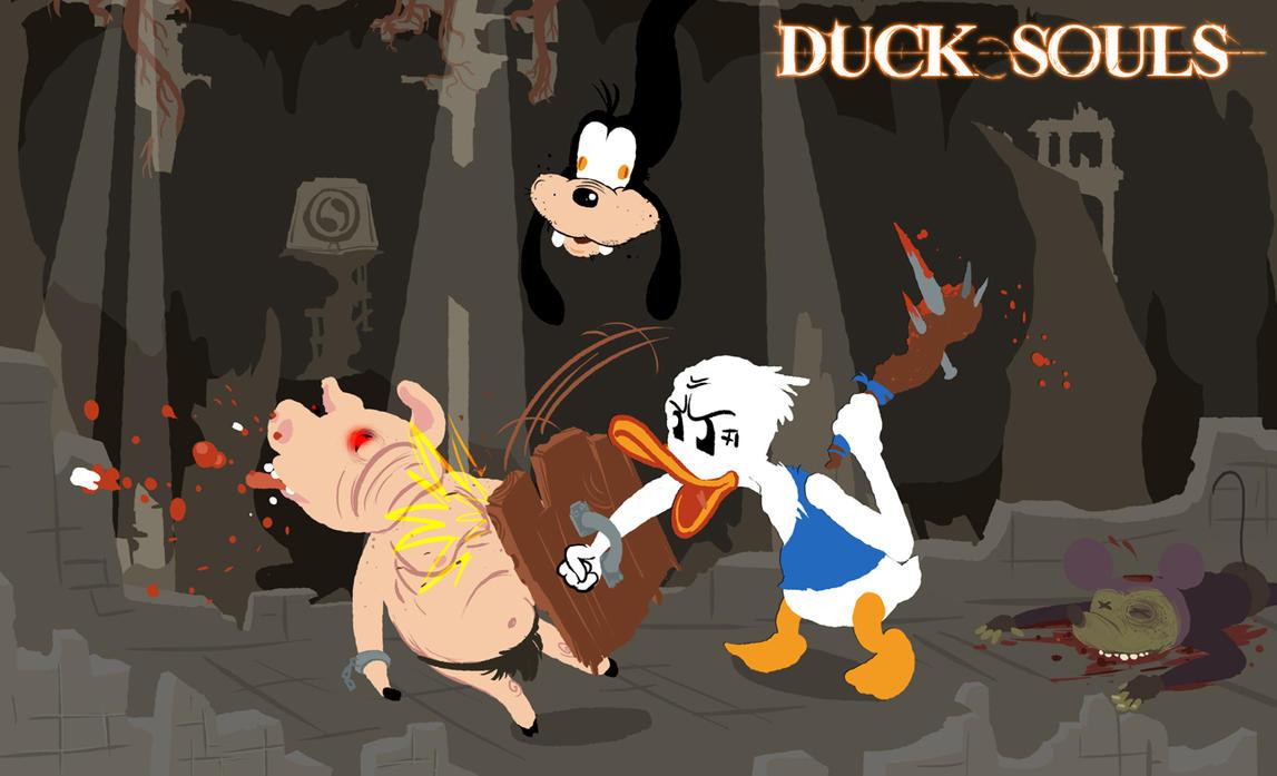 Duck Souls by Kleggskjegg