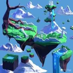 Forgotten Sky Isle